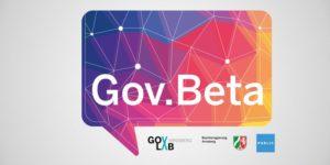 Label der Tagung GovBeta