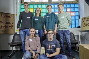 Gruppenfoto Jugend hackt